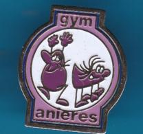 52665-Pin's.Gymnastique.Asnieres... - Gymnastics