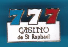 52670-Pin's.Casino De Saint Raphael.jeux. - Games