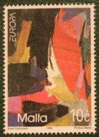 EUROPA GEMALDE KUNST ART Mi 904 1993 Used Gebruikt/oblitere MALTA MALTE - Malta