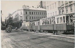 Wien Real Photo Wahringerstrasse Linie 41  Tram Tramway 1953 - Autres