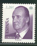 Espagne España 2006 Neuf - Edifil N° 4209 - Y&T N° - ** D. Juan Carlos I Efigie Del Rey 2.26€ - 2001-10 Unused Stamps