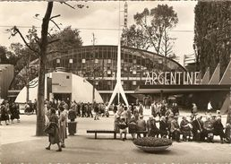 "BRUXELLES  "" EXPO 58 ""  ---   Pavillon De L' Argentine - Wereldtentoonstellingen"