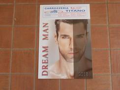 Calendario Dream Man 2018 - Calendari