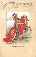 Fêtes De Bruges 1907 - Philippe De Comines - Brugge