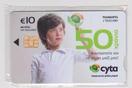 ZYPERN  500Ex. - Cyprus