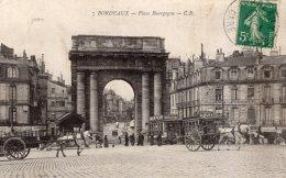 B45137  Bordeaux, Place Bourgogne - Non Classés