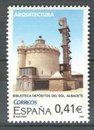 Espagne España 2006 Neuf - Edifil N° 424? - Y&T N° 384? - ** Arquitectura Biblioteca Depositos Del Sol Albacete - 2001-10 Unused Stamps