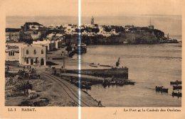 B45378 Rabat, Le Port - Marokko