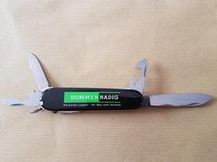 Couteau Suisse Noir Victorinox  Officier Suisse - Messen