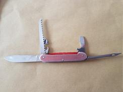 Vieux Couteau Suisse Victorinox  Elinox - Knives/Swords