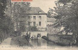 CPA Braine Petit Pont Construit Sous Charlemagne - Francia
