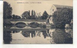 Cellettes, Le Pont Et Le Moulin - Autres Communes