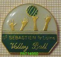 VOLLEY BALL SAINT ST SEBASTIEN Sur LOIRE Dpt 44 - Volleyball