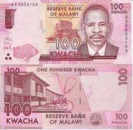 Malawi  New  100 Kwacha 2016  UNC - Malawi