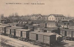 71 - PARAY LE MONIAL - La Gare - Trafic De Marchandises - Paray Le Monial