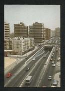 United Arab Emirates UAE Sharjah Picture Postcard Aerial View The Rolla Street Sharjah View Card - Dubai