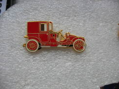 Pin's Ancienne RENAULT 11CV, Type CQ De 1912 - Renault
