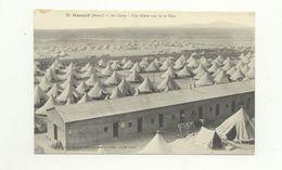 Maroc // CPA - Guercif - Au Camp - Une Alerte Vue De La Tour - Maroc