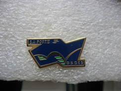 Pin's De La Poste Des Vosges - Mail Services