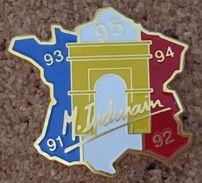 CYCLISME - VELO-CYCLISTE - M.INDURAIN QUINTUPLE VAINQUEUR DU TOUR DE FRANCE 91-92-93-94-95-PARIS-ARC DE TRIOMPHE- (19) - Cycling
