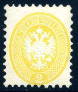 LOMB.-VEN. Mi. 19 (nachgummiert) - Lombardo-Vénétie