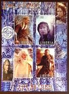 Liberia 2003 Lord Of The Rings Minisheet MNH - Liberia