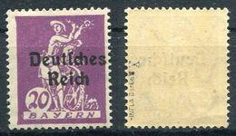 Deutsches Reich Michel-Nr. 122X Postfrisch - Geprüft - Nuovi