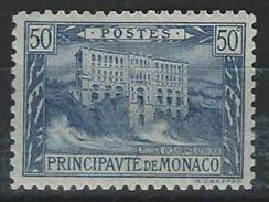 OO-/-348-. N° 58,  GRIS BLEU,  *  , COTE 4.75 €,  A SAISIR, SCAN DU VERSO SUR DEMANDE  , Liquidation - Monaco