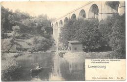 Luxembourg NA3: L'Alzette Près De Pulvermühl. Pulvermühlviadukt 1908 - Luxembourg - Ville