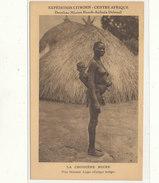 FL) EXPEDITION CITROEN, CENTRE AFRIQUE, 2ème Mission Haart Audoin Dubreuil / Une Femme Logo, ANIMEE - Central African Republic
