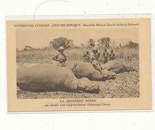 FL) EXPEDITION CITROEN, CENTRE AFRIQUE, 2ème Mission Haart Audoin Dubreuil // LA CHASSE AUX HIPPOPOTAMES OUBANGUI CHARI - Central African Republic