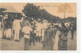 REPUBLIQUE CENTRAFRICAINE )) BANGUI  La Célébration Du 14 Juillet    ANIMEE  ** - Central African Republic