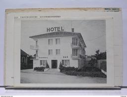 71 - LE SAINT REMY - HOTEL - BAR - RESTAUTANT LA ROTONDE - Publicités