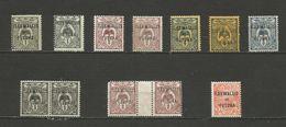 Petit Lot Années Diverses - Wallis-Et-Futuna