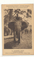 CENTRE AFRIQUE ) Expédition Citroen, La Croisière Noire, Eléphant D'Afrique (école De Dressage De La Ferme D'Api) - Central African Republic