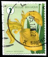 COB 4655 (o) / Yvert Et Tellier N° ? (o)         Iris Jaune - Belgio