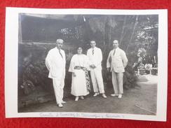 ILE DE LA REUNION FAMILLE EMMEREZ DE CHARMOY PHOTO - Places