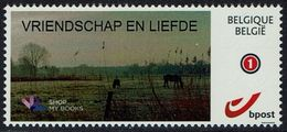 Belgie Belgien 2017 - Vrienschap En Liefde - België