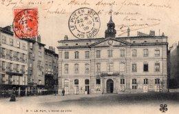 B45642 Le Puy, Hôtel De Ville - France