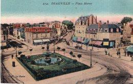 B45653 Deauville, Place  Morny - Non Classificati