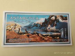 Antartica 1 1996 - Banconote