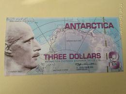 Antartica 3 2007 - Banconote
