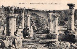 B45723 Carthage, La Basilique St Cyprien - Tunisia