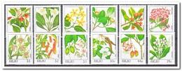 Palau 1987, Postfris MNH, Flowers - Palau