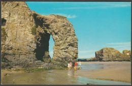 The Cliffs, Perranporth, Cornwall, C.1970s - Postcard - England