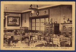 56 PLOERMEL Hôtel De Bretagne, Un Coin De La Salle à Manger - Ploërmel