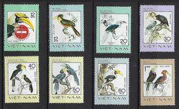 "Vietnam YT 40 à 47 "" Oiseaux Rares "" 1977 Neuf** MNH - Vietnam"