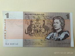 1 Dollaro - Decimal Government Issues 1966-...