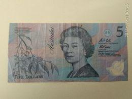 5 Dollari - 1974-94 Australia Reserve Bank