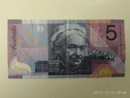 5 Dollari - Decimal Government Issues 1966-...